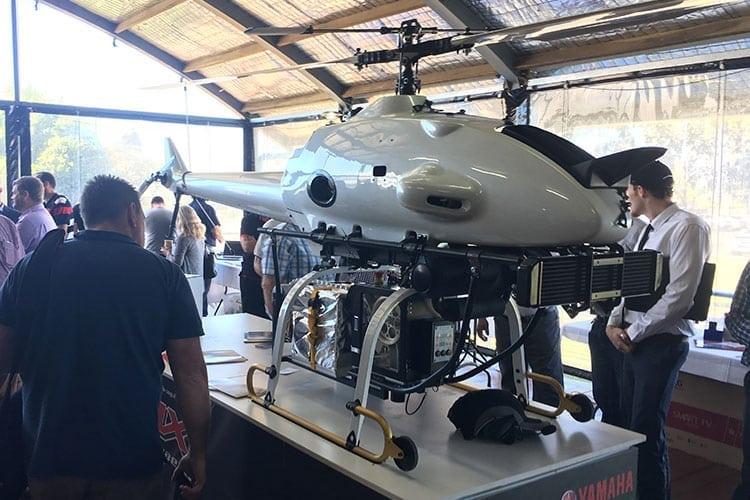 drone parrot eau