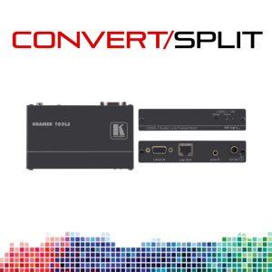 Converter, Splitters & Extenders