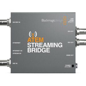 Atem Stream bridge